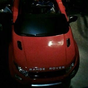 Other - Kids Range Rover